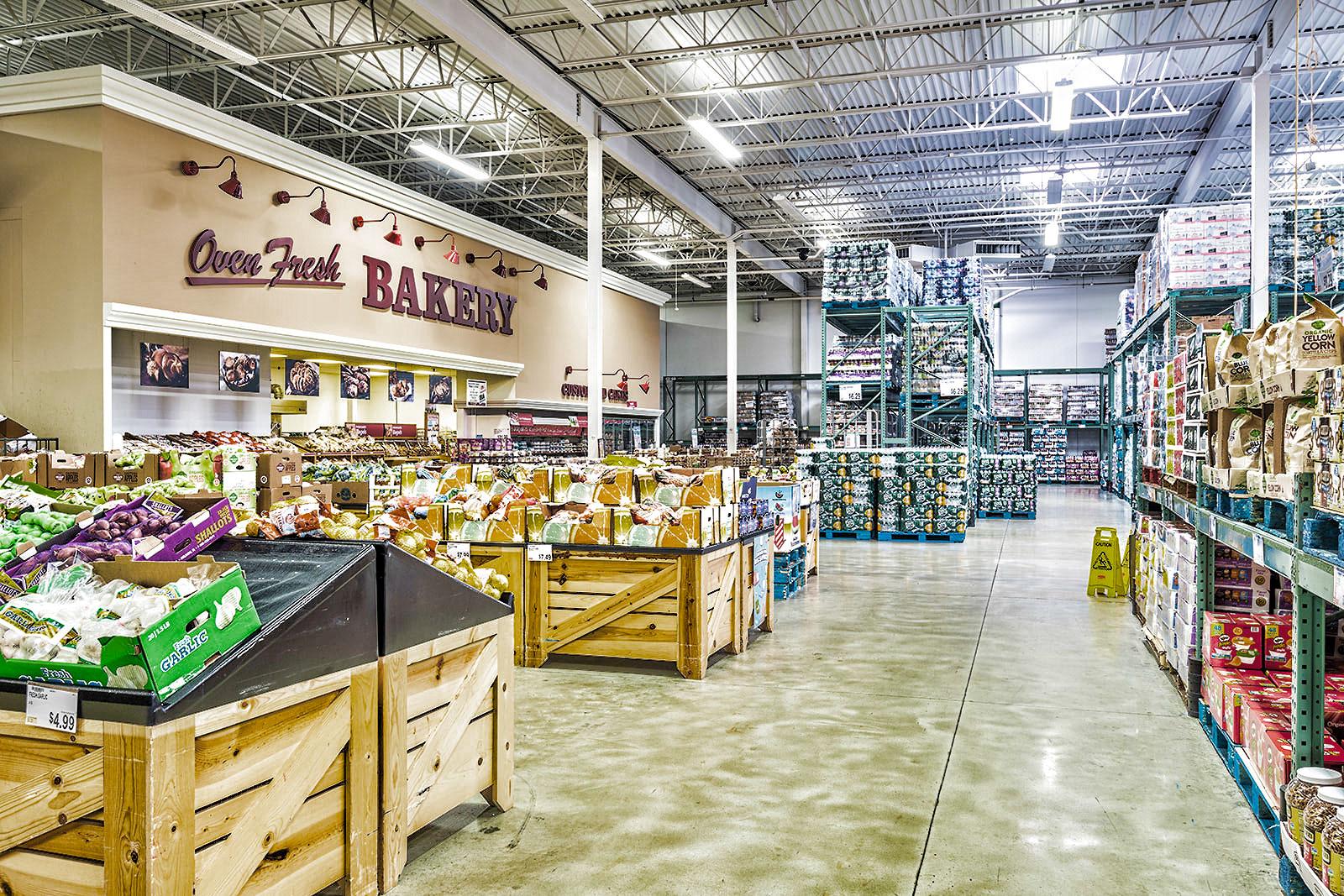 BJ Wholesale Wallingford CT 3