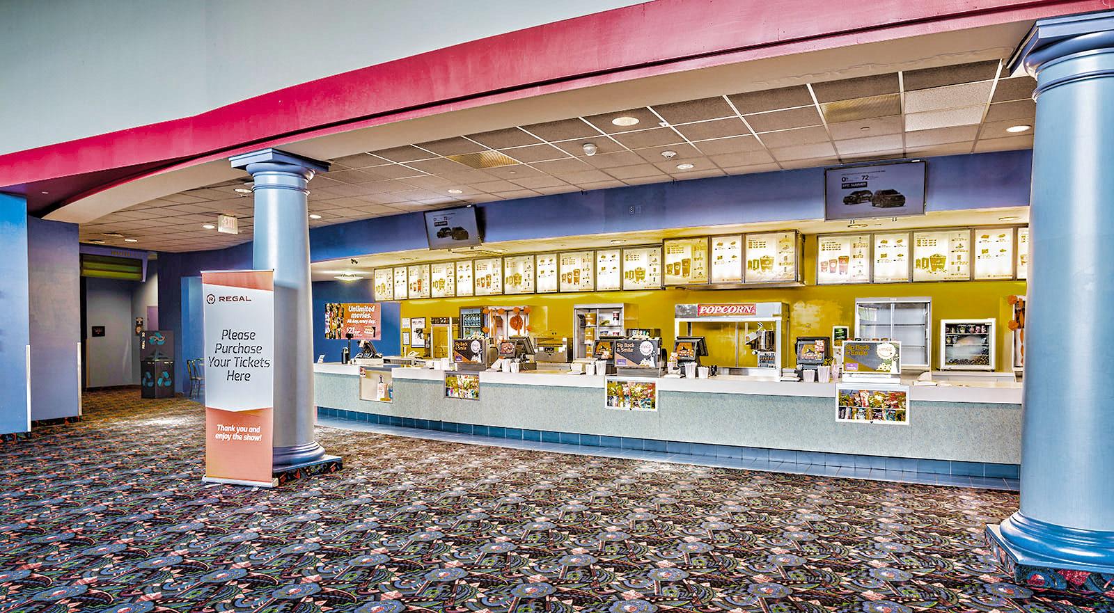 Regal Cinema 6